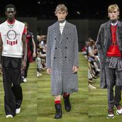 Défilé Dior Homme Printemps-été 2018 Homme