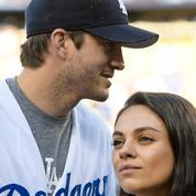 Ashton Kutcher se confie sur son premier baiser avec Mila Kunis