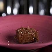 Mousse au chocolat extra fort et café réduit