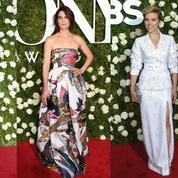 Scarlett Johansson, Uma Thurman, Olivia Wilde... Les plus beaux looks des Tony Awards 2017