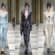 Défilé Giorgio Armani Privé Automne-hiver 2017-2018 Haute couture