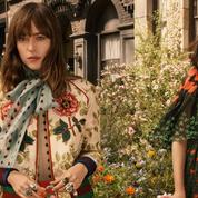 Dakota Johnson et Alessandro Michele présentent le nouveau parfum Gucci
