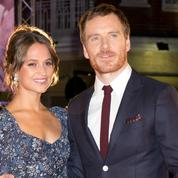 Alicia Vikander et Michael Fassbender vont se marier