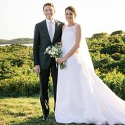 À quoi ressemble la robe de mariée de la petite-fille de Jackie Kennedy ?