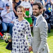 La famille royale suédoise accueille un nouveau petit prince