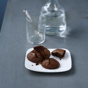 Macarons sans amande ultra-chocolat