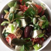 Salade grecque Choriatiki