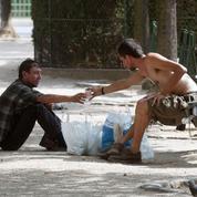 Les difficultés des sans-abri ne s'arrêtent pas l'été