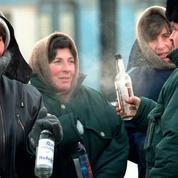 La faible espérance de vie en Russie attribuée à la vodka