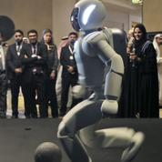 Concevoir un robot, dur boulot