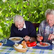 La santé des seniors passe par leur assiette