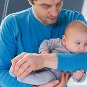 L'âge des pères aussi influe sur la santé des bébés