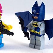 La violence de plus en plus présente dans les boîtes de Lego