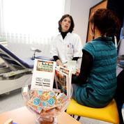 VIH: en France, le nombre de contaminations reste élevé
