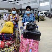 Ebola : l'inquiétude monte au Nigeria