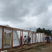Ebola: un centre attaqué au Liberia et des malades en fuite