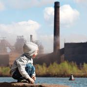 La pollution : un danger pour le cerveau des enfants