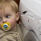 La lessive en berlingots, source d'accidents domestiques