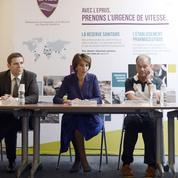 Treize volontaires français partent combattre Ebola en Guinée