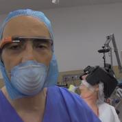 Les Google glass, nouveau gadget des chirurgiens