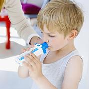 L'asthme surdiagnostiqué chez l'enfant