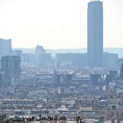 La qualité de l'air reste problématique en Île-de-France