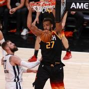 Play-offs NBA: Utah, Philadelphie et Atlanta avancent en demi-finale de conférence