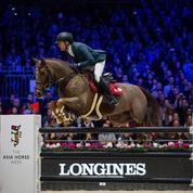 Cinq cavaliers français partent à l'assaut des finales de Coupe du monde à Paris