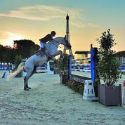 Longines Paris Eiffel Jumping, le cheval en capitale