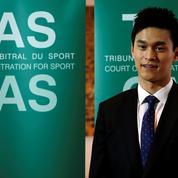 Dopage : la suspension du nageur chinois Sun Yang annulée par la justice suisse