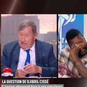 Djibril Cissé submergé par l'émotion après l'anecdote attendrissante de Guy Roux sur sa maman
