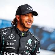 Formule 1 : au tour de Lewis Hamilton d'annoncer un boycott des réseaux sociaux