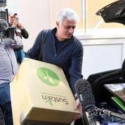 Mourinho, l'entraîneur aux 90 millions d'euros d'indemnités de licenciement dans sa carrière
