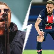 «Les deux c'est de la m...» : le leader d'Oasis Liam Gallagher raille le duo Neymar-Mbappé