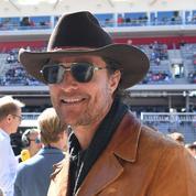 Matthew McConaughey devient dirigeant d'un club de MLS