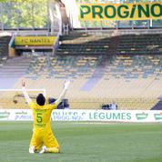 Nantes maintenu en Ligue 1 : la fête gachée par des individus cagoulés