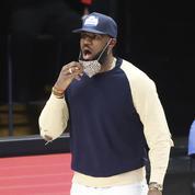 NBA : polémique après un tweet de LeBron James demandant à la police de rendre des comptes