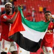 Paul Pogba affiche son soutien à la Palestine