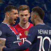 PSG-Bayern : l'explosion de joie de Neymar et son allégorie un peu osée