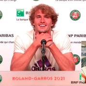 Roland-Garros : après une question posée d'un supermarché, un journaliste doit rendre son accréditation