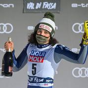 Ski : le super-G de Val di Fassa pour Brignone, le petit globe pour Gut-Behrami