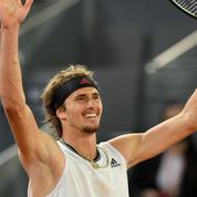 Madrid : Zverev renverse Berrettini et s'offre son premier Masters 1000 depuis trois ans