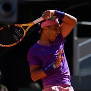 Madrid : Nadal ne fait pas de cadeau au prodige Alcaraz