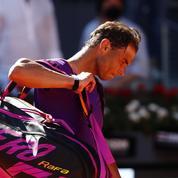 Nadal tombe en quarts de finale à Madrid, comme à Monte-Carlo