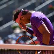 Nadal : «J'ai fait des pas en avant et aujourd'hui, j'en fais un en arrière»