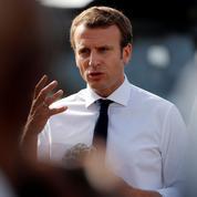 EN DIRECT - Irma : À Saint-Martin, Emmanuel Macron indique faire «le maximum»