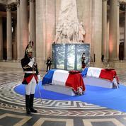 EN DIRECT - Simone Veil au Panthéon, la France lui rend hommage