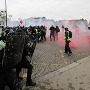 EN DIRECT - «Gilets jaunes acte IX» : mobilisation en hausse, au moins 84.000 manifestants