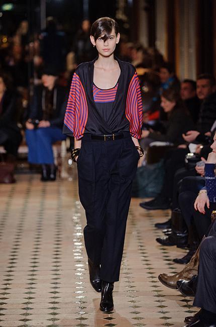 a806a56828b9 Défilé Hermès Automne-hiver 2013-2014 Prêt-à-porter - Madame Figaro