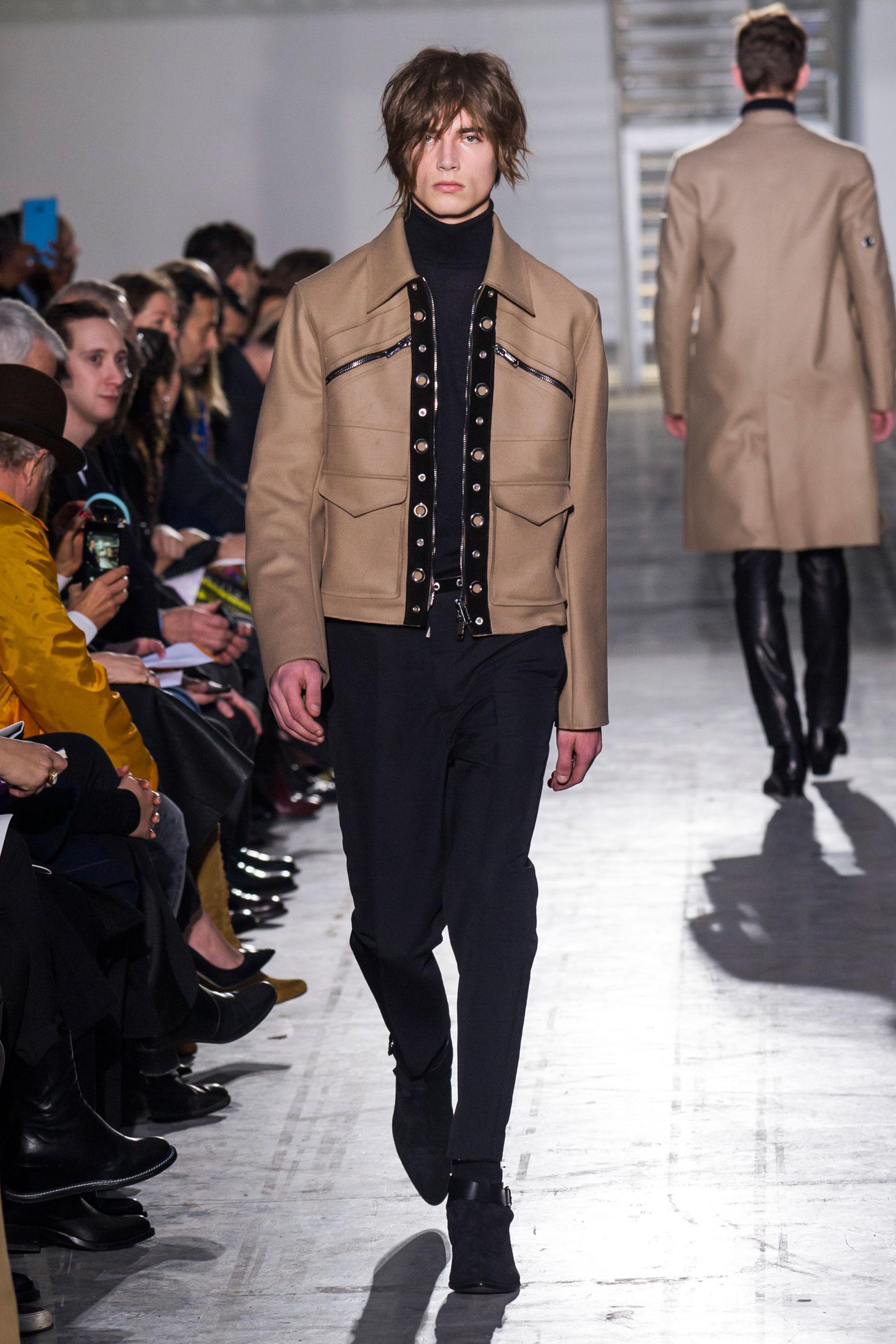 Défilé Costume National Automne-hiver 2015-2016 Homme - Madame Figaro a50e7396026